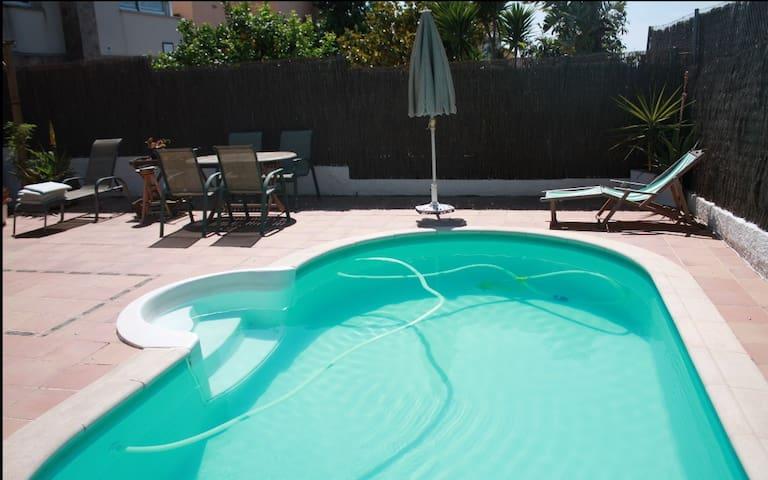 Loft  with Swimming Pool in  Sitges - Sitges - Loft