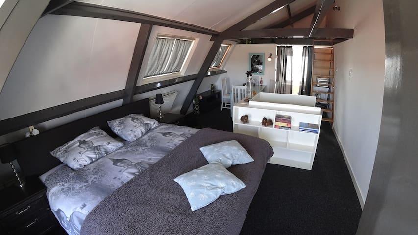 Unique private studio