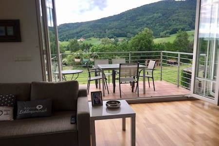 Exklusives Loft Appartement in Skigebiet N