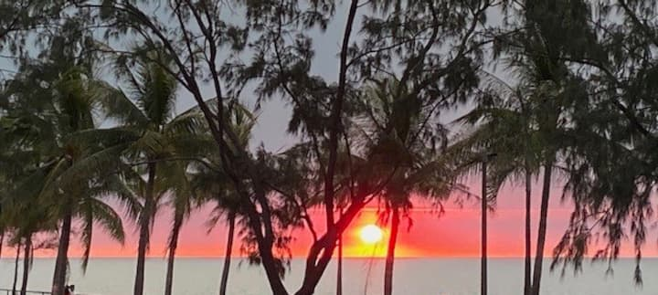 Panoramic Foreshore Views, Sunset on Nightcliff