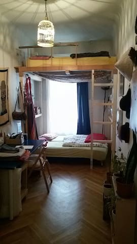 Very Lovely & comfortable Room in Viennese Flat