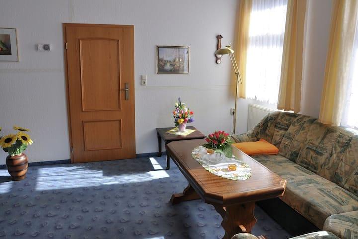 Rustic Apartment in Annaberg-Buchholz near City Centre
