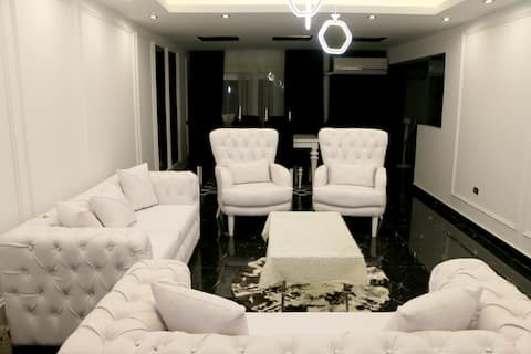 Modern and clean design in White and Black