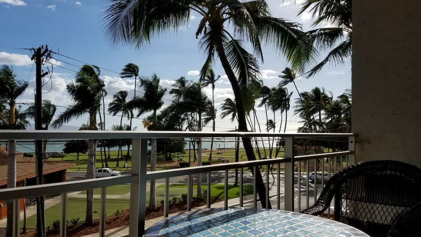 Oceanview Condo just Moments from the Beach