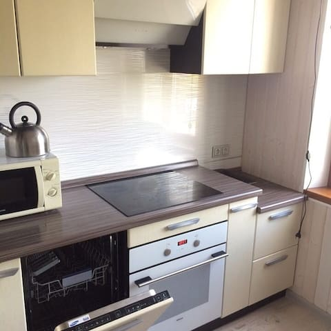 Комфортная квартира в Мурманске/ Flat in Murmansk