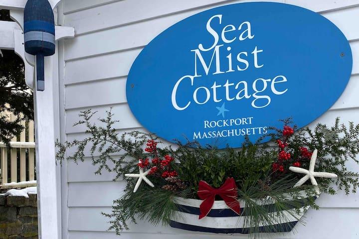 Sea Mist Cottage Rockport, MA