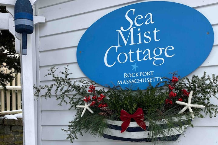 Sea Mist Cottage Rockport, MA