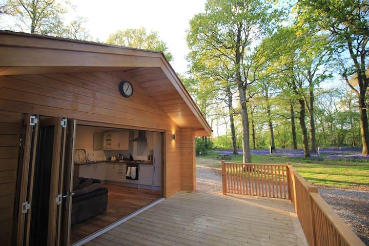 Oak Apple Lodge in Sussex, close to Brighton