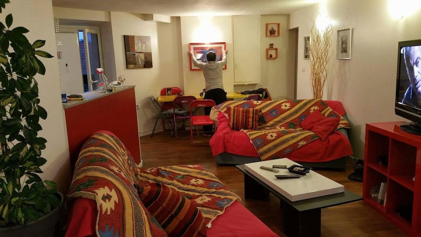 beautiful apt. in rosny sous bois a 15min de paris