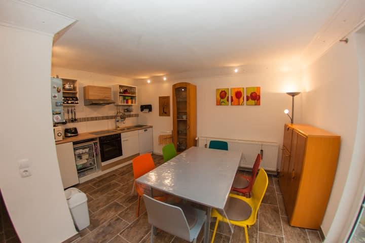 LuXyFeWo (4 guests,2 rooms) Garbsen by Hanover