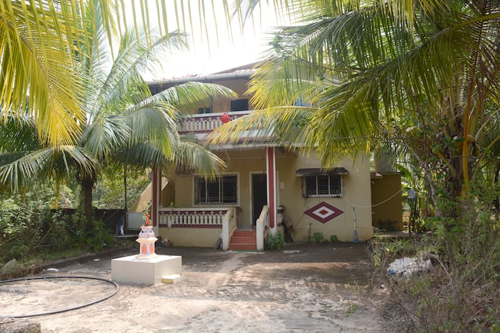 Atharva Home Stay - Malvan - Townhouse