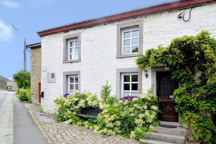 Very authentic Ardennes house, also bookable with BE-6850-14