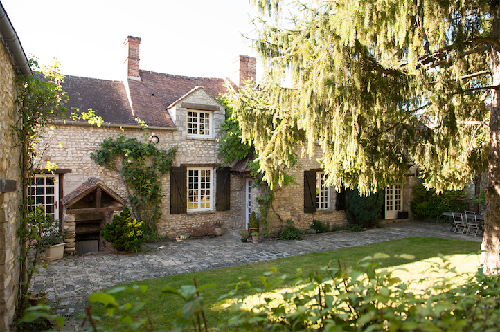 Charming country retreat near Paris - Achères-la-Forêt - Rumah