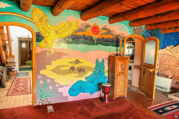 Welcome to the Shakti Spirit Sanctuary