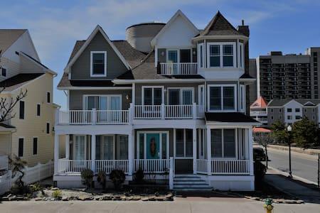 Waterfront AC Beach House