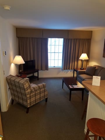 Furnished 1B Condo @ Jiminy Peak Dine & Ski
