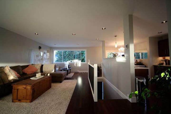 Peaceful home - UVIC / Corporate/ Extended Stay