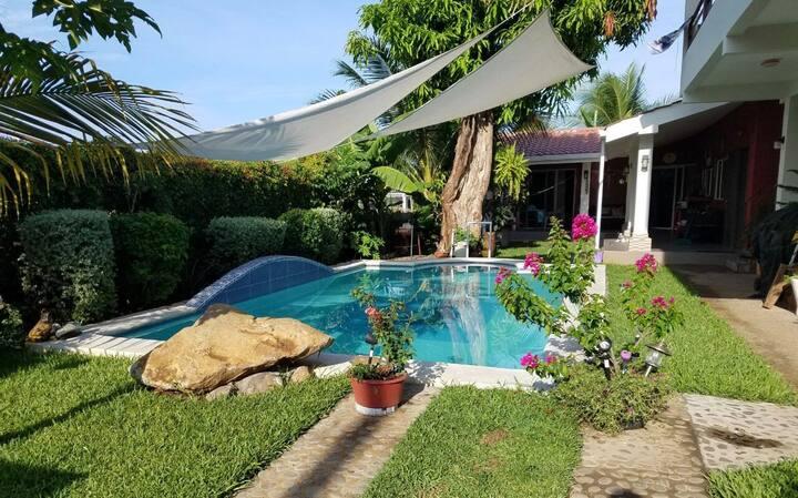 San Blas Beach House in El Salvador
