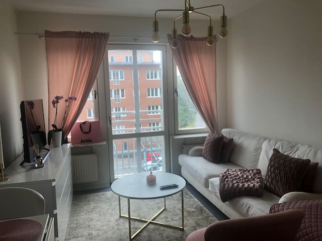 Studio apartment in Solna