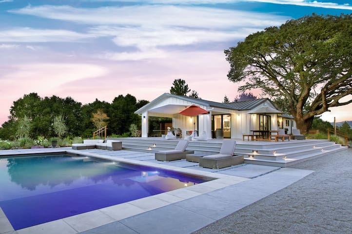Rendezvous Under the Oaks | Private Pool and Spa