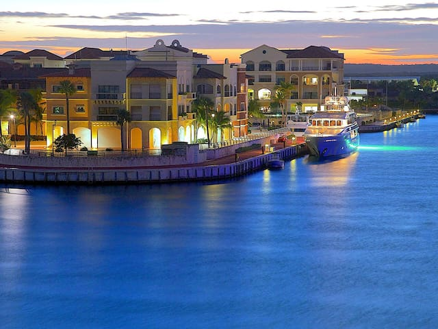★5 STAR (SANITIZED) Condo w/ Marina View @Cap Cana
