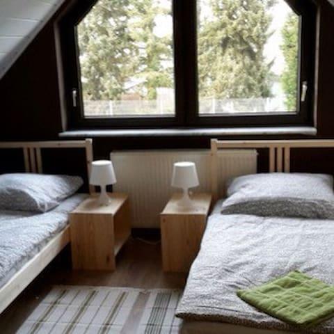 Monteurzimmer Gästehaus - Wächtersbach - Huis