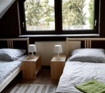 Monteurzimmer Gästehaus - Wächtersbach - Rumah