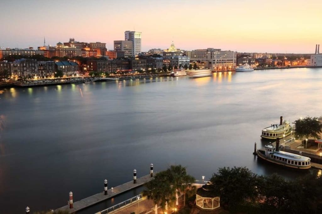 The breathtaking city of Savannah! You will love it!!!