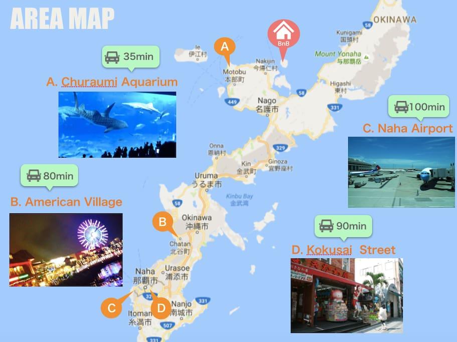 Okinawa Area