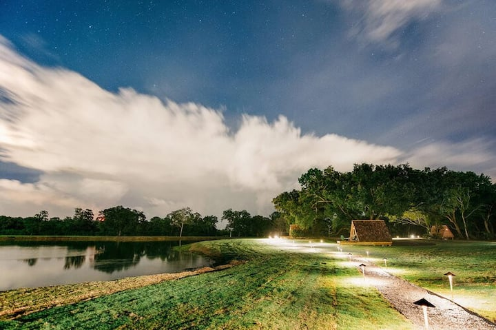 Paloma Lake |5| A - Frame Cabin