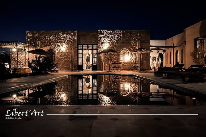 Libert'Art Villa