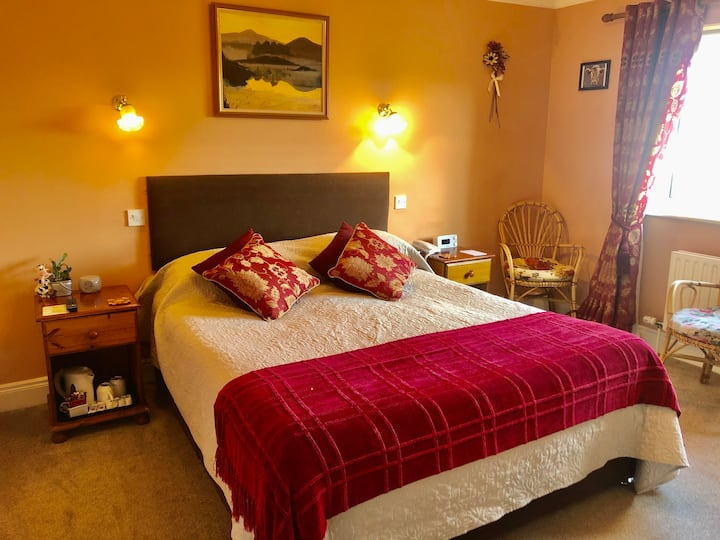 Buttermilk Lodge Standard Double Room
