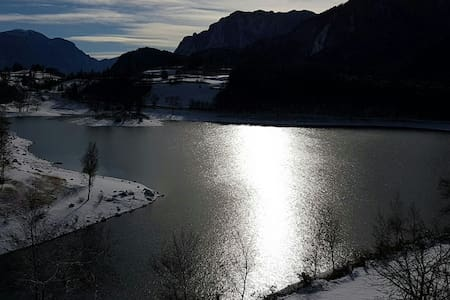 Appartamento con vista incantevole - Tenno, Trentino-Alto Adige, IT - Leilighet
