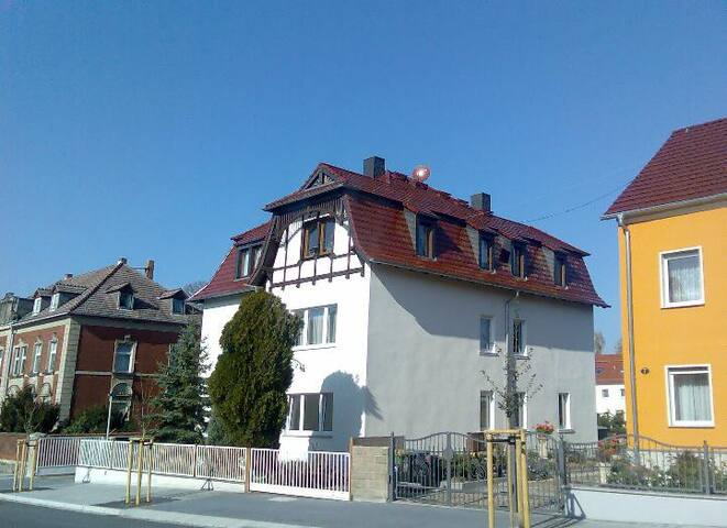 Ferienwhg. in Großenhain zw.Riesa, Meißen, Dresden - Großenhain - (ไม่ทราบ)