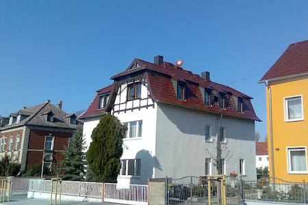 Ferienwhg. in Großenhain zw.Riesa, Meißen, Dresden - Großenhain