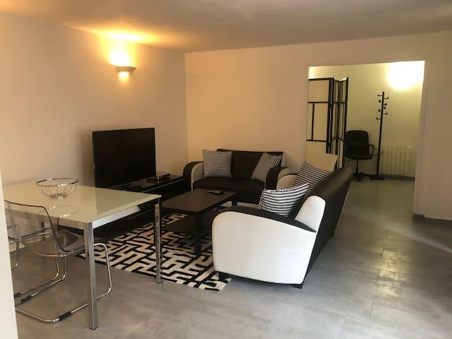 Appartement d'hôte à 10 min de Paris