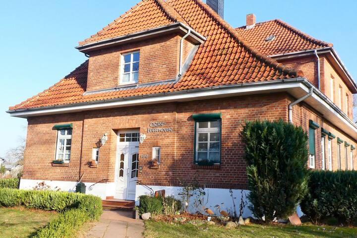 Cozy Mansion in Oberhof on Baltic Sea Coast