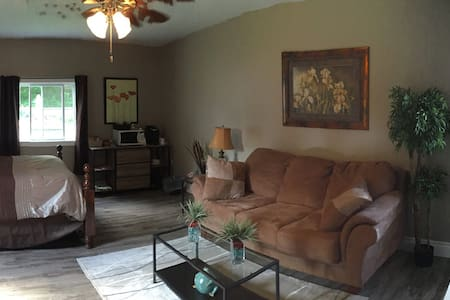 Large Suite A Home Away from Home - Bancroft