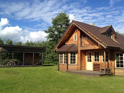 Haldi summer cottage