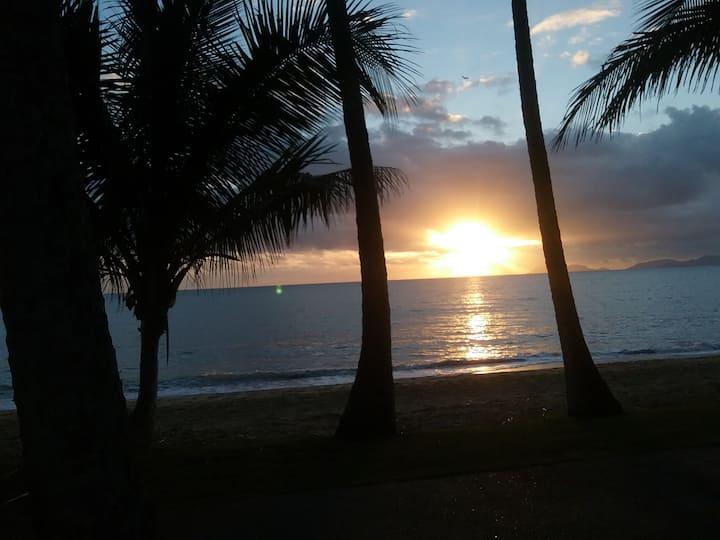 """21"" Absolute Beachfront Palm Cove"