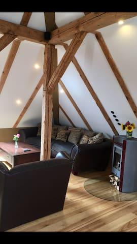 Ferienwohnung im  Gutshaus Gnies