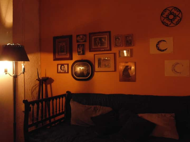 Hostel Casa do Bolaxa - Quarto  Emilia