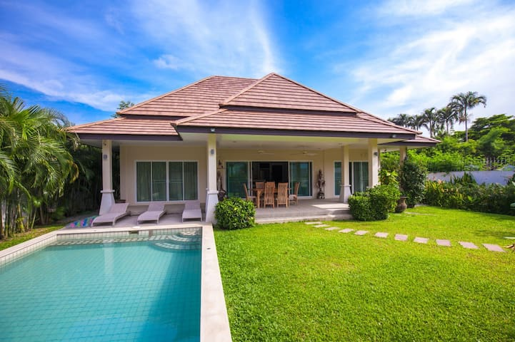 Villa Pacotte Phuket - Private Pool - ムアンプーケット - 別荘
