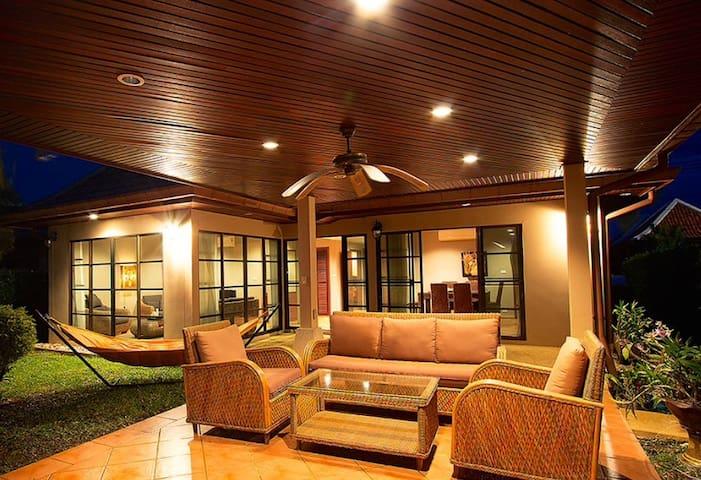 Leam Mae Phim Bali Residence (BR 90)