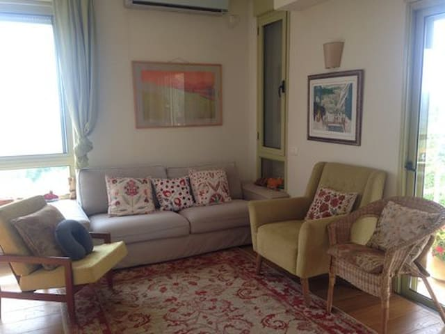 Romantic apartment in the Holy Land - Galilee - Alon HaGalil - Daire