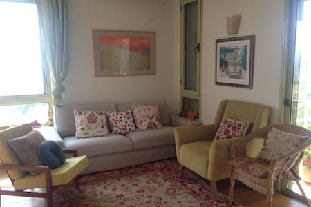 Romantic apartment in the Holy Land - Galilee - Alon HaGalil - アパート