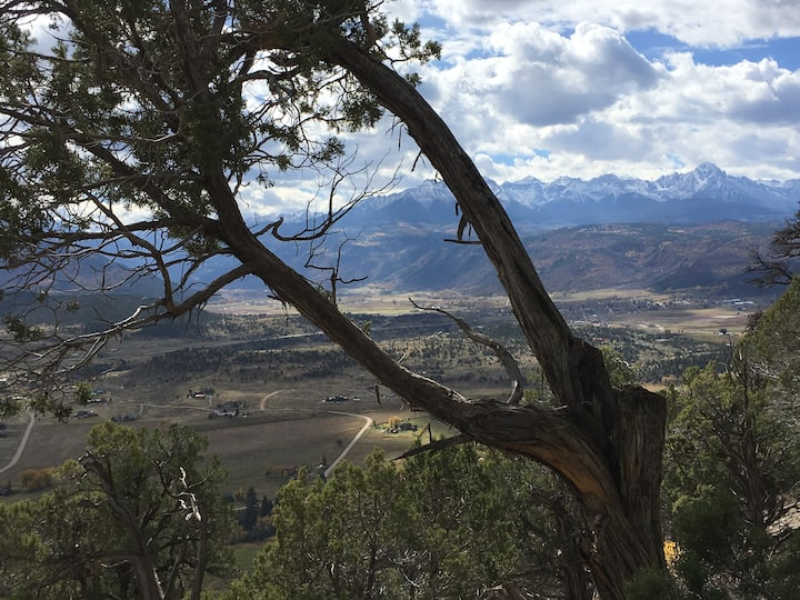 Mountain View Retreat Nr Ridgway and Telluride