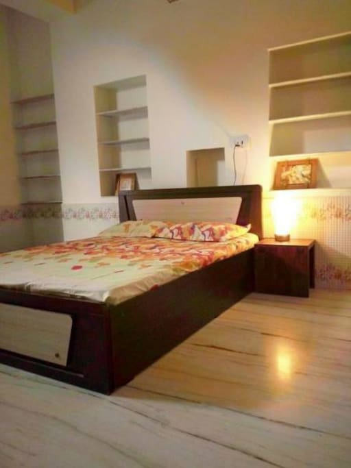 The Desti Nation Home Stay Deluxe Bedroom Houses For