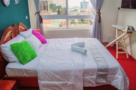 kilimani clean and comfy private ensuite (YAYA)