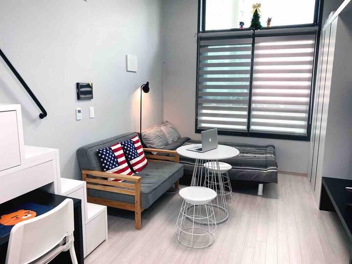 [중앙동 연박할인] 신축복층 아파트 Danika House (넷플릭스) 자가격리이용불가